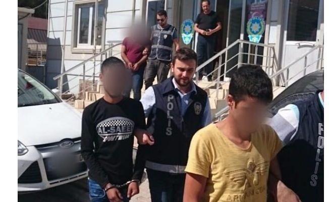 Akçakale'de dolandırıcılık: 3 kişi tutuklandı