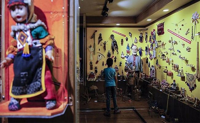 Çocukları eğlendiren, büyükleri duygulandıran müze