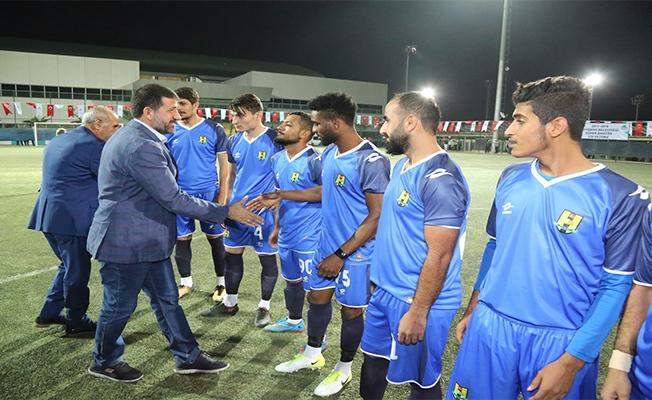 Eyyübiye Belediyesi Süper Amatör Lig Sezonu Açıldı