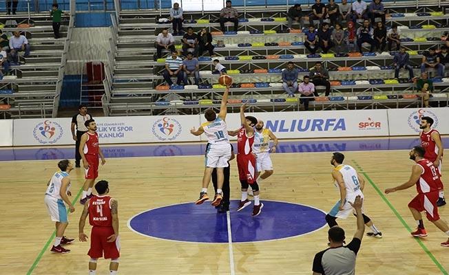 Haliliye Basketbol Takımı Rakibini 81-68 Mağlup Etti