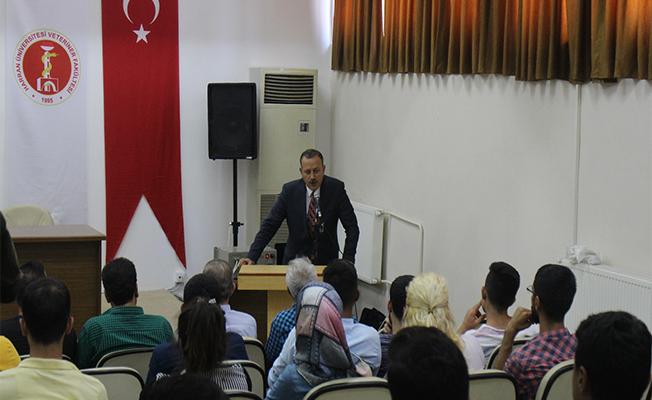 Harran Üniversitesi'nde tanışma toplantıları