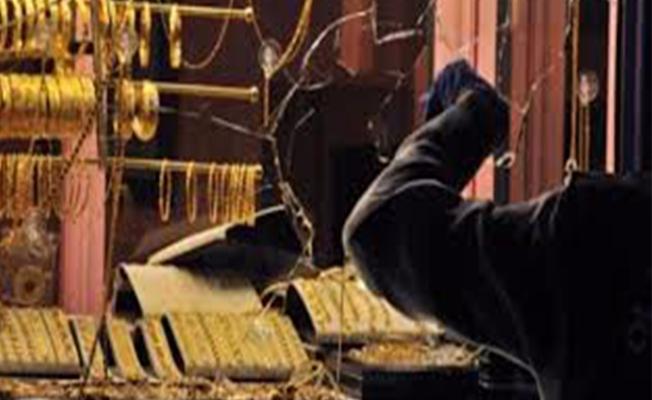 Şanlıurfa'da kuyumcudan hırsızlık iddiası