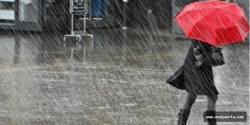 Urfa için 4 günlük hava tahmin raporu