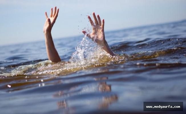Baraj gölüne giren Suriyeli boğuldu