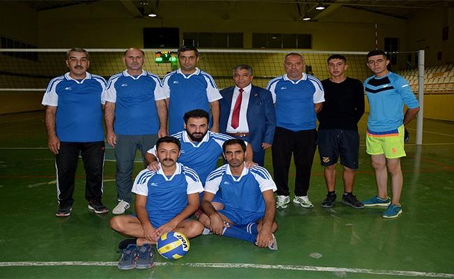 TÜGVA Ceylanpınar'da turnuva düzenliyor