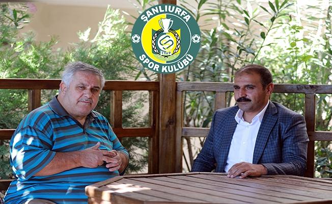 Urfaspor Başkanı Emin Yetim'den taraftara çağrı