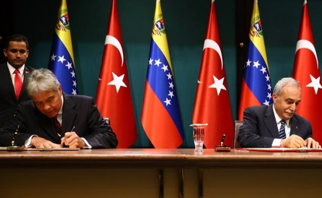 """""""Venezuela, Değer Verdiğimiz Bir Ortak"""""""