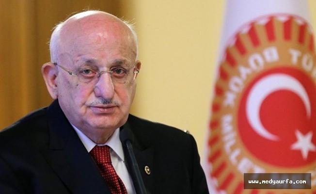 Kahraman yeniden TBMM Başkanı seçildi