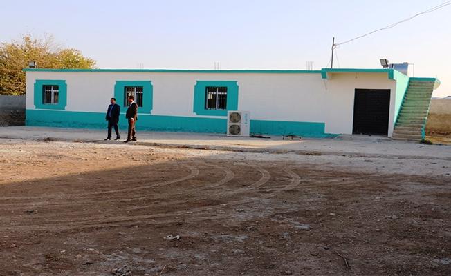 Akçakale'nin çehresi kültür evleriyle değişiyor