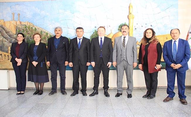 Avustralya'nın Ankara Büyükelçisi Brown Şanlıurfa'da