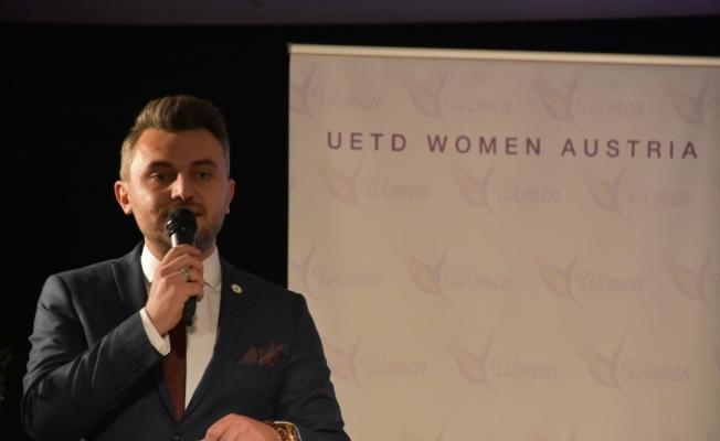 """Avusturya'da """"Savaş ve Kadın"""" konferansı"""