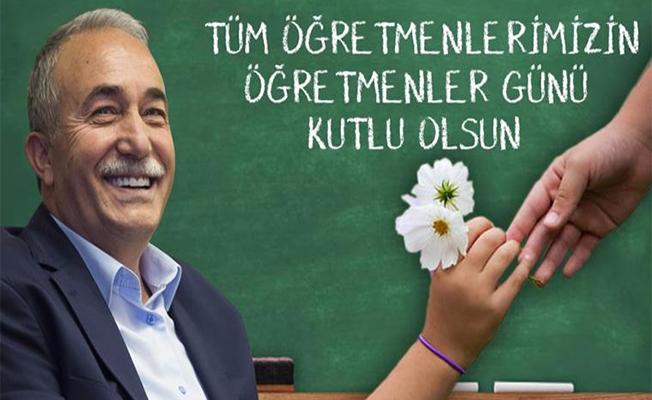 Bakan Fakıbaba'dan Öğretmenler Günü Mesajı