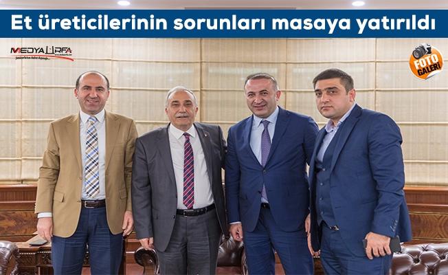 Bakan Fakıbaba'ya önemli ziyaret
