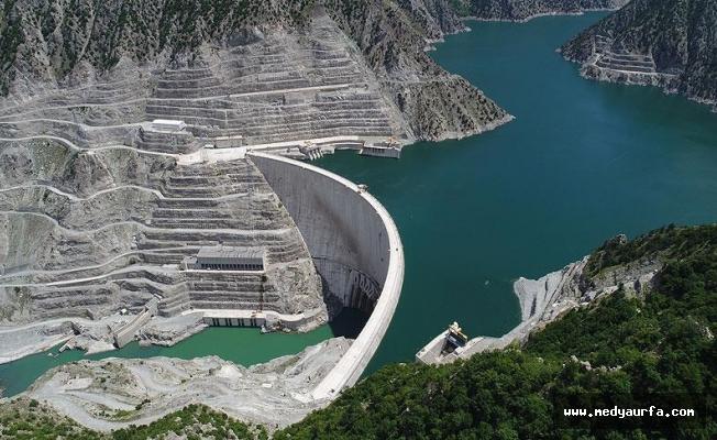 Bakan Eroğlu'ndan 'barajlarda doluluk oranı' açıklaması
