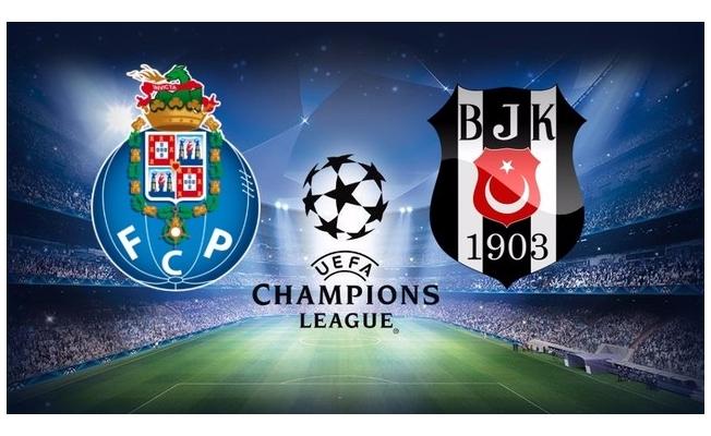 Beşiktaş Porto maçı ne zaman oynanacak ?