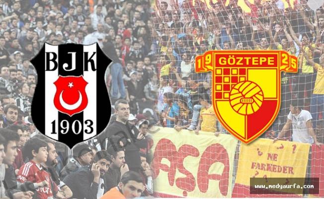 Beşiktaş, İzmir deplasmanında