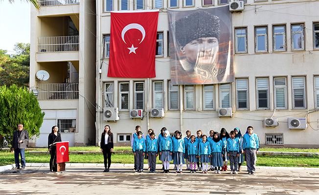 Ceylanpınar'da 10 Kasım Atatürk'ü Anma Günü