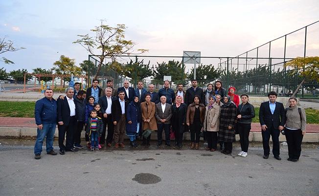 Çölyak komisyonu Urfa'daki tarafları dinledi