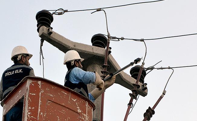 Dicle Elektrik,  Ana Hat Arızalarını En Aza İndirdi
