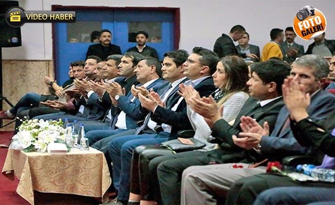 Harran'da öğretmenlerden müzik dinletisi