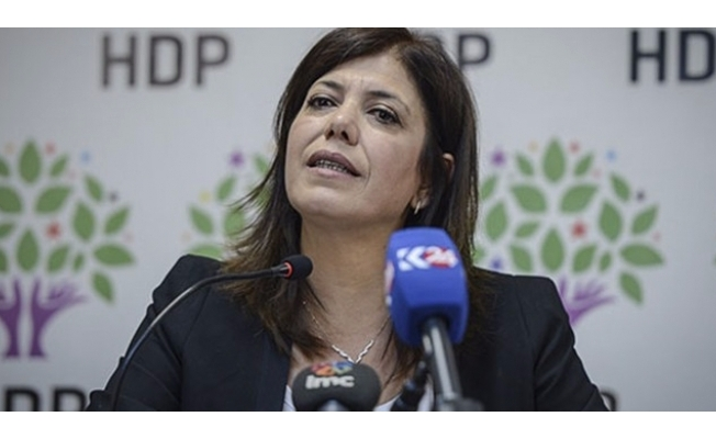HDP Milletvekili Beştaş'a 2 yıl 3 ay hapis cezası