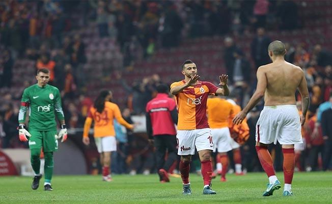 Lider Galatasaray, kötü gidişi sonlandırdı