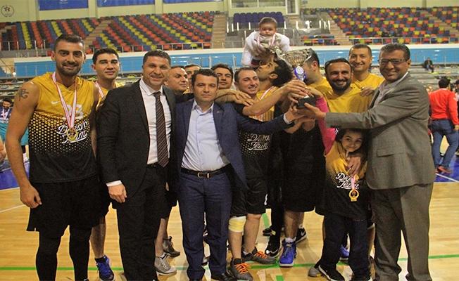 Masterler Basketbol Ligi Sona Erdi