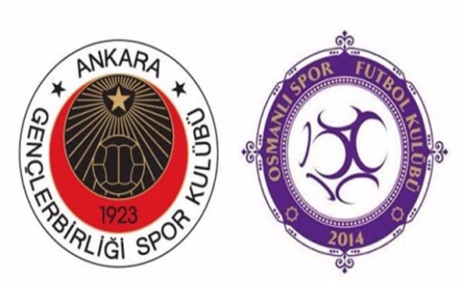 Osmanlıspor: 2 - Gençlerbirliği: 0