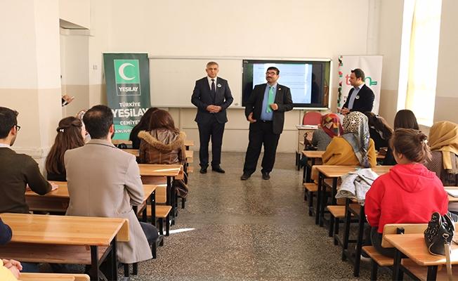 Şanlıurfa'da bağımlılığa karşı 700 öğretmen eğitiliyor