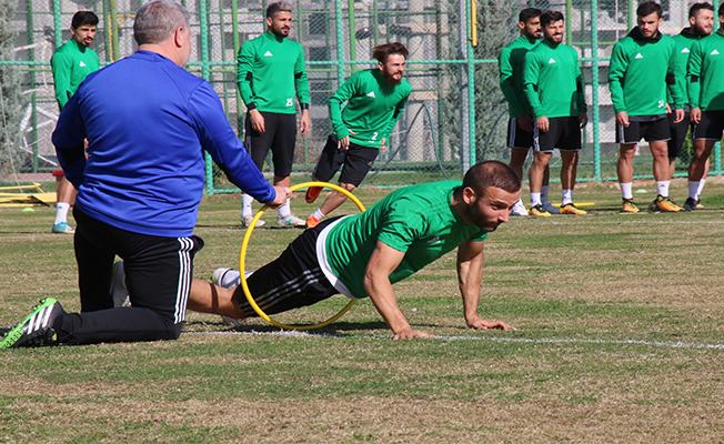 Şanlıurfaspor, Bugsaşspor maçına hazır