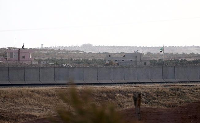 """Sınır hattındaki """"modüler duvar""""da sona doğru"""