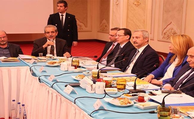 TBMM'den Başkan Demirkol'a teşekkür