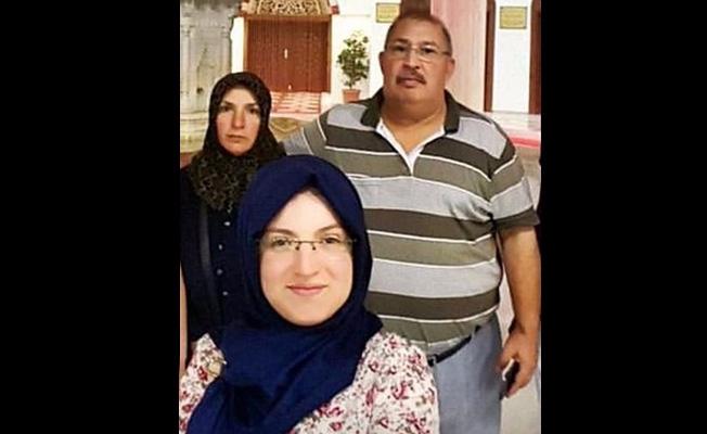 Trafik kazasında vefat eden Urfalı aile toprağa verildi