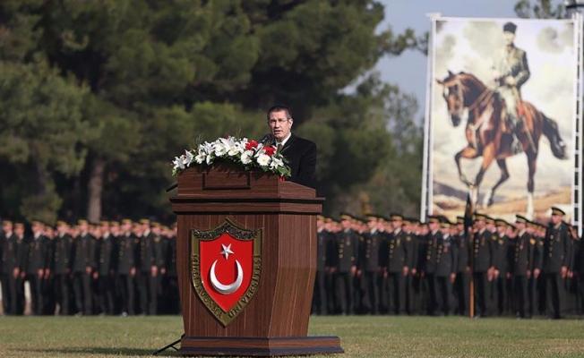 Türkiye Cumhuriyeti her zaman güçlü olmak mecburiyetindedir
