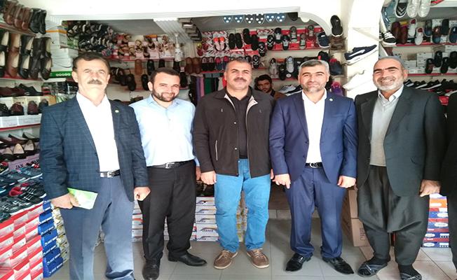 Urfa'da esnaf somut adımlar bekliyor