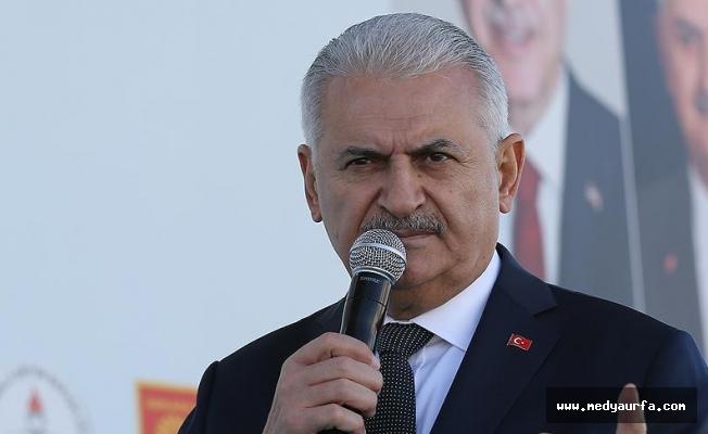 Yıldırım: Artık PKK bu millete zarar veremeyecek