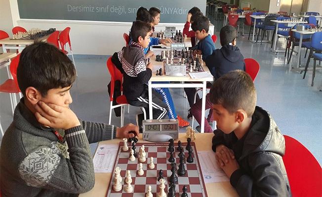 Ceylanpınar'da Satranç takımından bir başarı daha