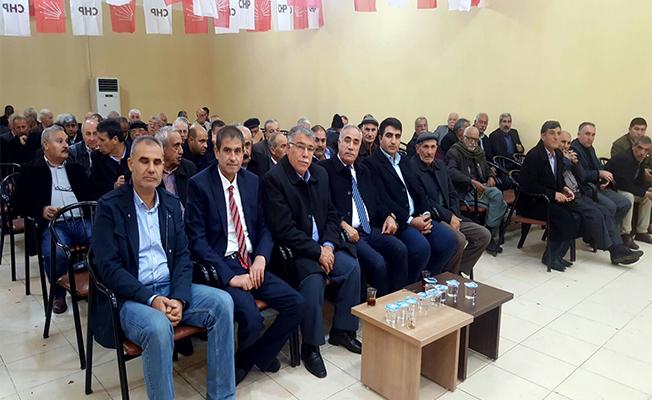 CHP'li Yazar güven tazeledi