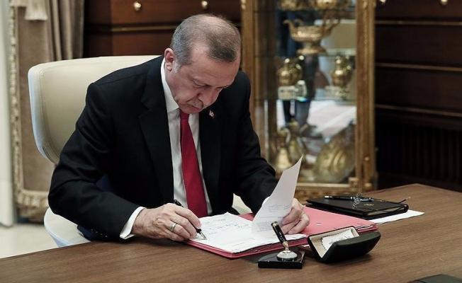 Erdoğan'ın onayladığı 'torba yasa' yürürlüğe girdi
