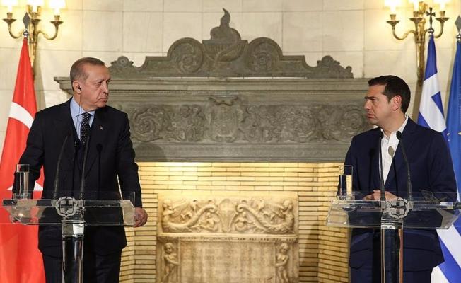 Erdoğan'dan Yunan yargısına çağrı