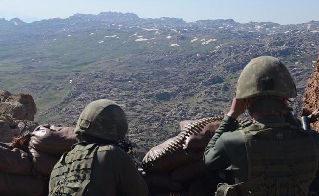 PKK'nın sözde bölge yöneticisi 2 terörist etkisiz hale getirildi