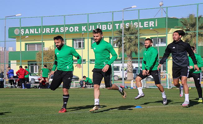 Şanlıurfaspor, Kırıklarelispor maçına hazır