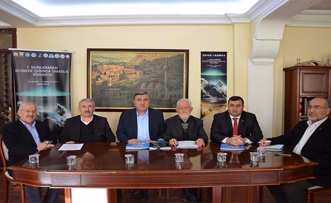 Urfa'daki Yaratılış Kongresinin Sonuç Bildirisi açıklandı