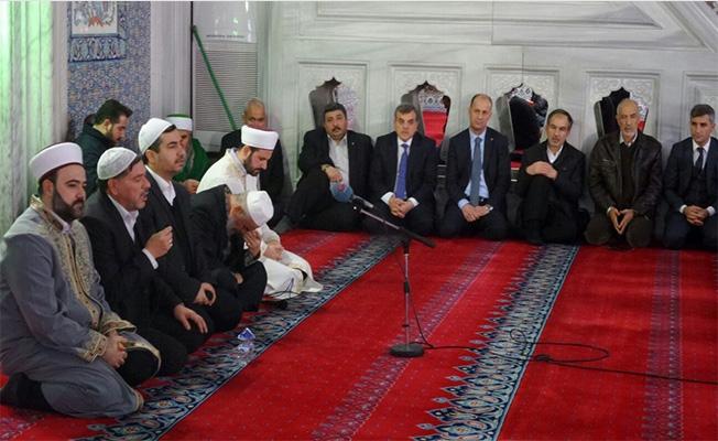 10 Ocak'ta Gazeteciler mevlitte buluştu
