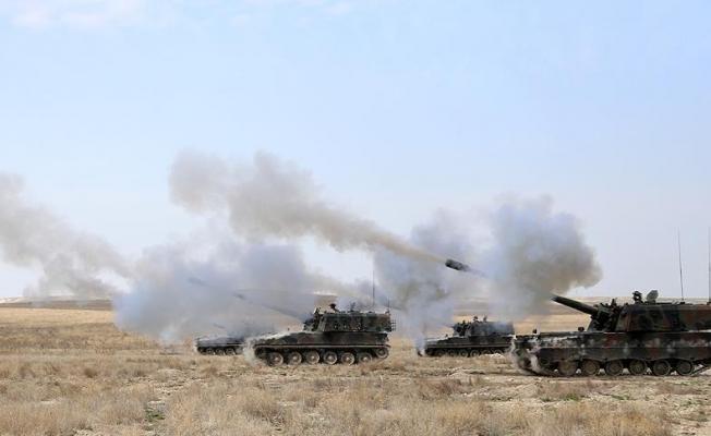 63 Esed askeri daha öldürüldü