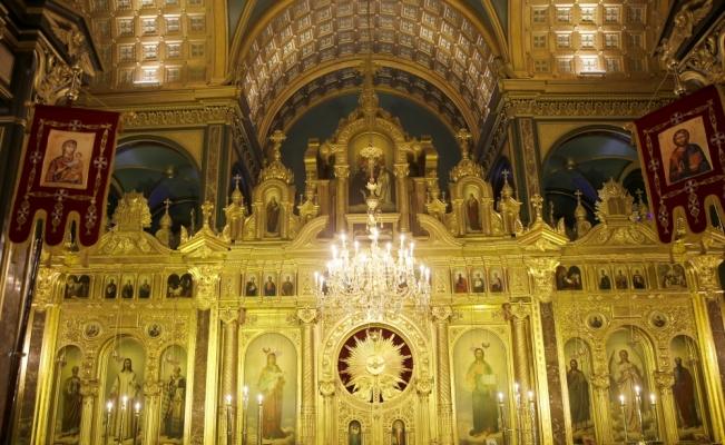 """""""Demir Kilise""""ye ziyaretçi ilgisi"""
