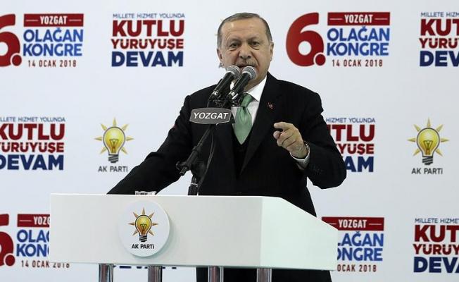 Erdoğan: Bir gece ansızın gelebiliriz