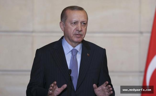 Erdoğan, Şanlıurfa Milletvekilleriyle buluştu