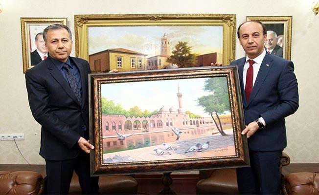 Gaziantep Valisi Yerlikaya Şanlıurfa'da