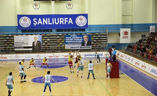 Haliliye Belediyespor'un maçına koronavirüs engeli